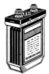 radio-type portable cell