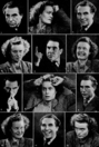 acting: twelve studies in the difficult art of facial expression